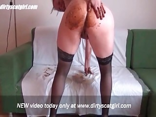 weird & extreme scat nursing fetish play movies