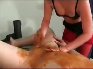 shitting in panty movies